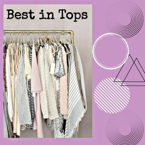 Tops - ♾Different style tops